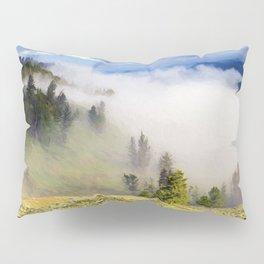 Morning Fog Pillow Sham