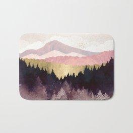 Plum Forest Bath Mat