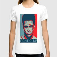 tyler durden T-shirts featuring Tyler Durden by Jason Vaughan