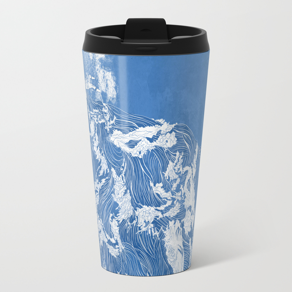 Thief Of The Waves Travel Cup TRM789272