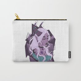 Shards Carry-All Pouch