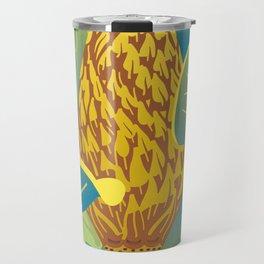 Magnolia Centre Travel Mug