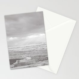 Foggy Coast Stationery Cards