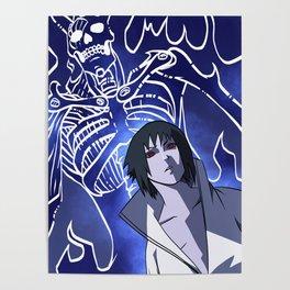 Sasuke & Susanoo Poster