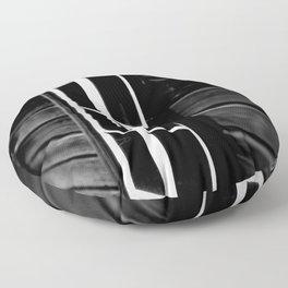The Panes Floor Pillow