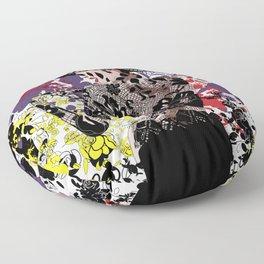 Danger Beauty Floor Pillow