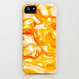 Marbled VIII iPhone Case