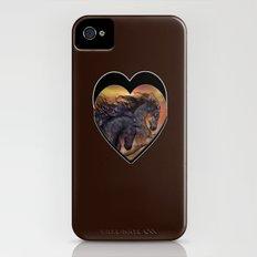 HORSES - On sugar mountain Slim Case iPhone (4, 4s)