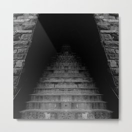 The Exorcist steps Metal Print