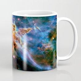 GAlAxY : Mystic Mountain Nebula Coffee Mug