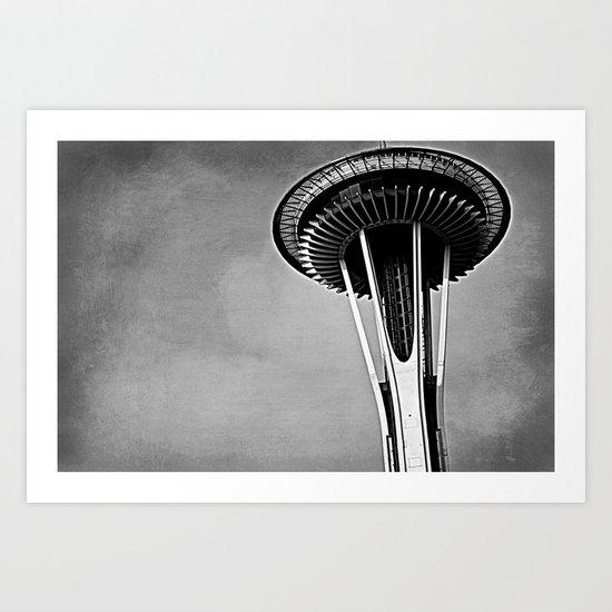 Needle Art Print