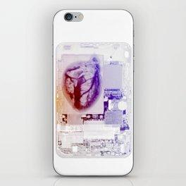 Its Heart iPhone Skin