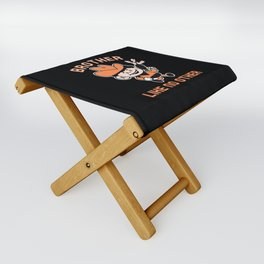 BROTHER LIKE NO OTHER Folding Stool