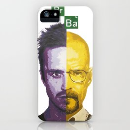 BrBa iPhone Case