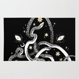 Star Serpent Rug