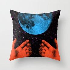Come Unto Thee Throw Pillow