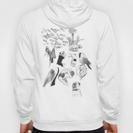 Ink Thoughts One Hoody