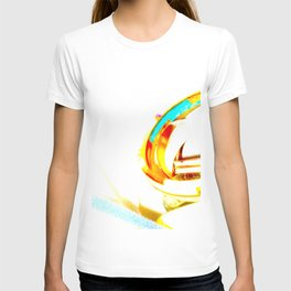 Snow Ringlets Armour T-shirt