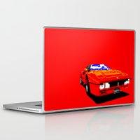 ferrari Laptop & iPad Skins featuring FERRARI by haydiroket