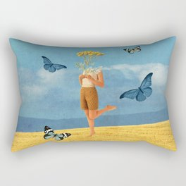 Summer print Rectangular Pillow