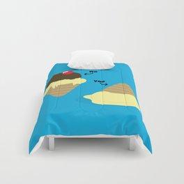UR A Basic Ice Cream Comforters