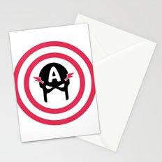 Comic Mask Stationery Cards