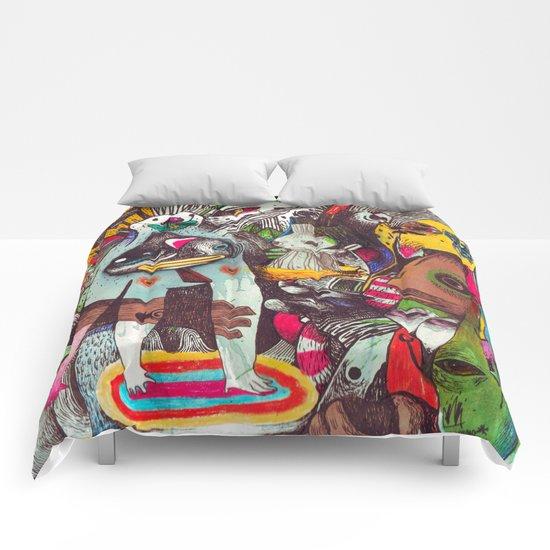 Bedtime Stories Comforters