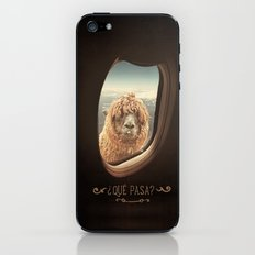 QUÈ PASA? NEVER STOP EXPLORING iPhone & iPod Skin