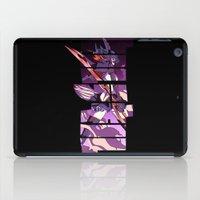 kill la kill iPad Cases featuring Kill by feimyconcepts05