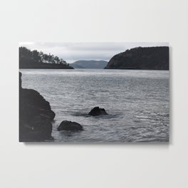 Bay View Metal Print