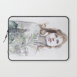 Breathe in, breathe out Laptop Sleeve