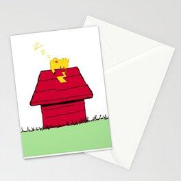 sleepachu Stationery Cards