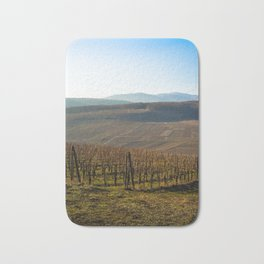 French vineyards 2 Bath Mat