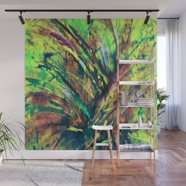 Explosion Wall Mural