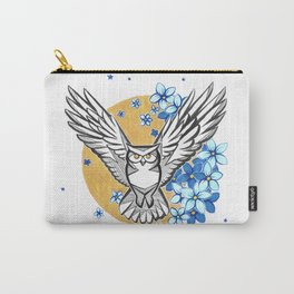 Oracle Owl Carry-All Pouch