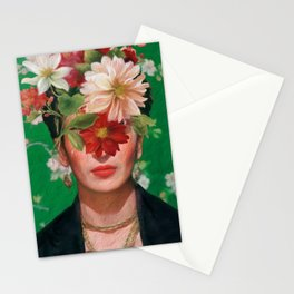 Frida Flow Stationery Cards