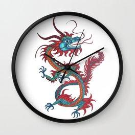 Dragon Loong Wall Clock
