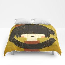 NAPPY HAT Comforters