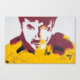 Iron Avenger Canvas Print