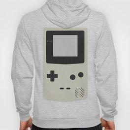 Gameboy Colour Gray Hoody