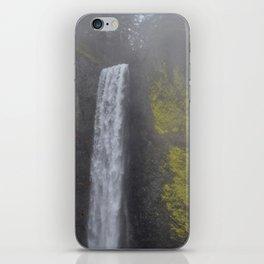 Latourell Falls iPhone Skin