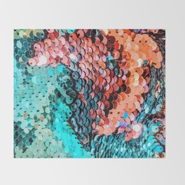 Sequin Throw Blanket