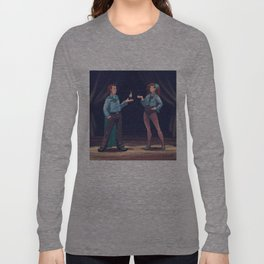 Gleeful Long Sleeve T-shirt
