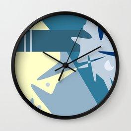 Abstract design 9 Wall Clock