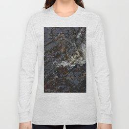A raging stream Long Sleeve T-shirt