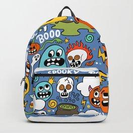 Ghosts of Halloween Backpack