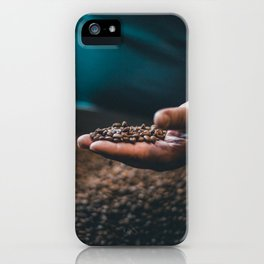 Roasted Coffee 3 iPhone Case