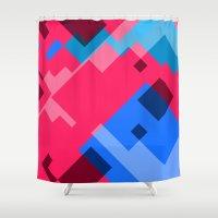 acid Shower Curtains featuring ACID TEA by Vincent Balbastre