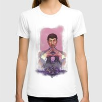 spock T-shirts featuring Spock by Tsuru