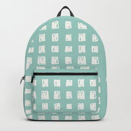 squares (1) Backpack